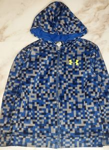 GUC Under Armour youth, small jacket.
